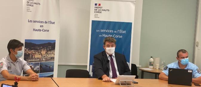 François Ravier, a pris un arrêté ce mardi 13 juillet pour limiter la propagation du virus en Balagne.