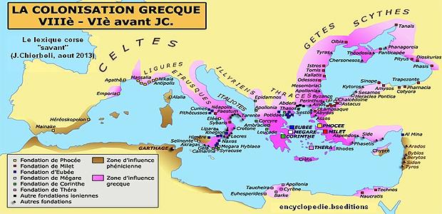 """Statut de """"résident corse"""" pour les infiltrés grecs ?"""