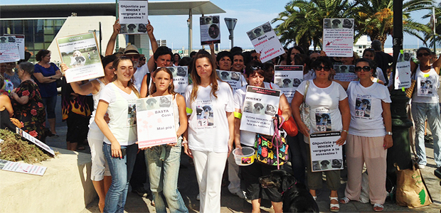 Le rassemblement de Bastia