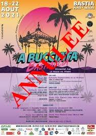 Prévue en aout, l'édition 2021 de la Bucciata Bastiaccia est annulée