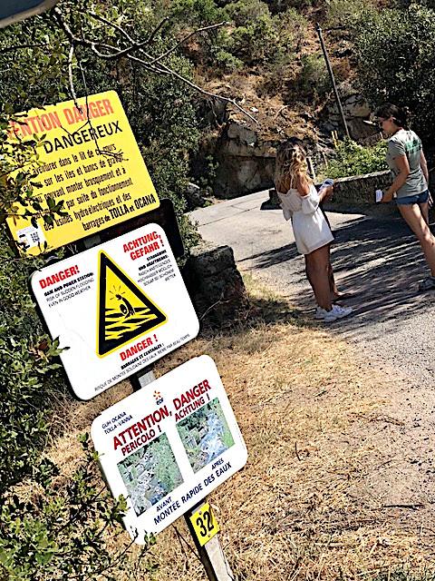 EDF Corse : des hydroguides pour sensibiliser riverains et touristes à la sécurité autour des lacs et des rivières durant l'été
