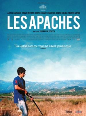 """Cinéma :"""" Les Apaches"""" de Thierry de Peretti ... A quand à Ajaccio ?"""