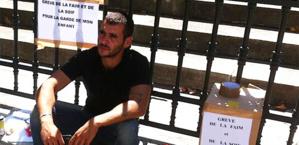 Le père en grève de la faim sera jugé en Septembre