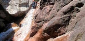 Trois blessés dans les canyons de Bavella