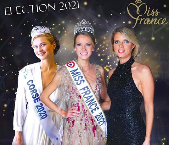 Découvrez les sept candidates au titre de Miss Corse