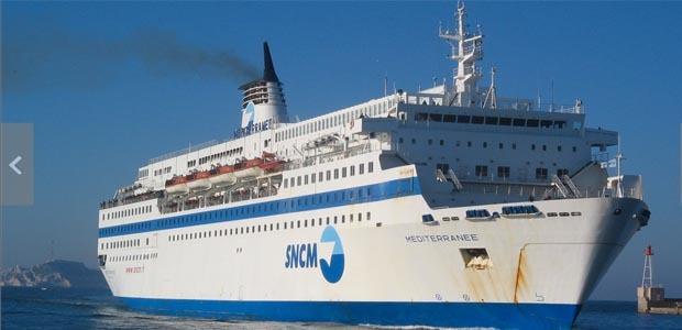 Sncm le m diterran e a repris le mer apr s une panne - Marseille bastia bateau ...
