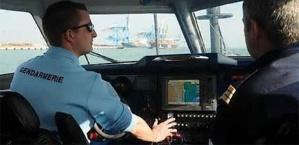 Opération de sécurité en mer au large de la Haute Corse