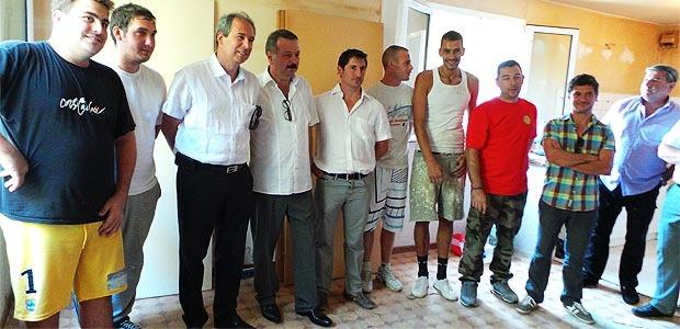 Bastia : Un atelier chantier d'insertion pour les jeunes sans qualification