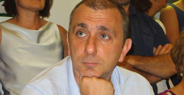 Jean-Christophe Angelini, co-leader de Femu a Corsica.