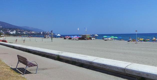 Bastia : la plage de À Rinella interdite à la baignade