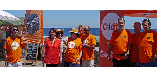 Saisonniers : La CFDT Corsica maintient le cap