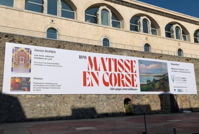 L'exposition évènement débute ce samedi 24 juillet et se terminera le 30 décembre 2021. Crédits Photo : Musée de la Corse.