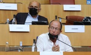 Paul-Félix Benedetti. Photo Michel Luccioni.