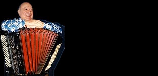 """L'accordéoniste corse Jules Nicoli, star du """"piano à bretelles"""", est décédé samedi à l'âge de 85 ans. (DR)"""
