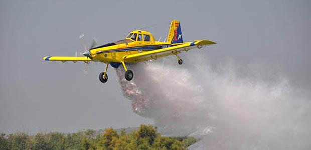 Violent incendie entre Patrimonio et Farinole
