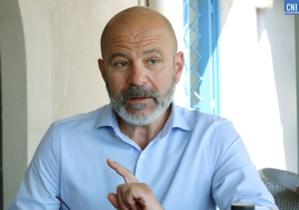 Jean-Jacques Ferrara, député LR de la première circonscription de Corse-du-Sud.