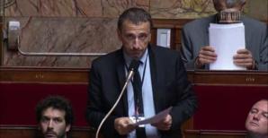 Paul-André Colombani, député de la 2nde circonscription de Corse-du-Sud, groupe parlementaire Libertés & Territoires.