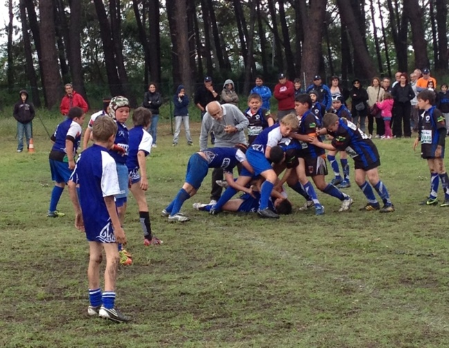 Rugby : La reprise à l'école de rugby de Bastia XV