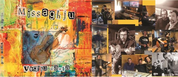 """Musique :  """"Vogliu canta"""" le 7ème album du groupe Missaghju"""