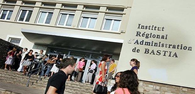 IRA de Bastia : Préparation au concours interne d'accès