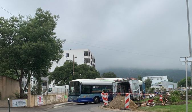 Bastia  4 000 personnes privées d'électricité à Montesoru