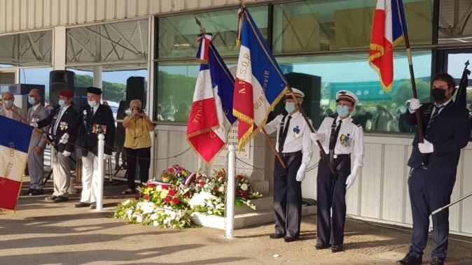 Poretta : l'hommage à Antoine de Saint-Exupéry