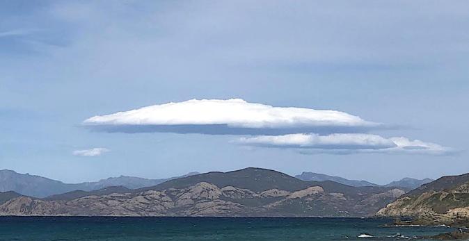 La météo du mardi 3 août 2021 en Corse