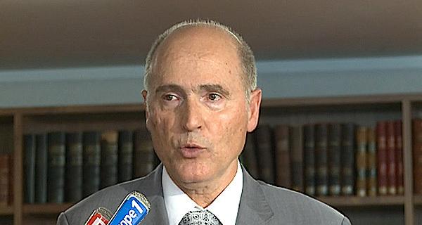 Brice Robin, procureur de la République de Marseille