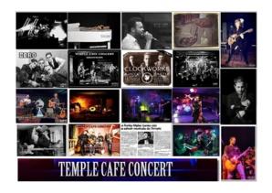 Ajaccio : Le programme du Temple Café Concert de Septembre !