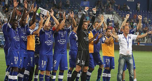 Un Sporting-panache face à Toulouse !