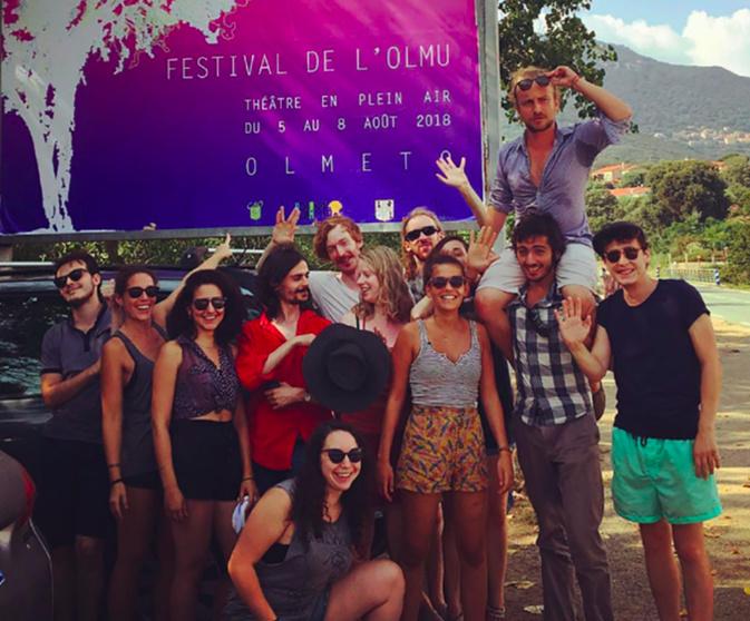 Photo archives  festival de l'Olmu