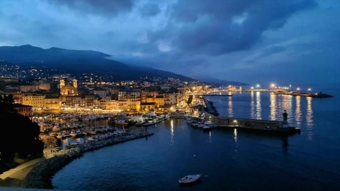 La photo du jour : Bastia la belle