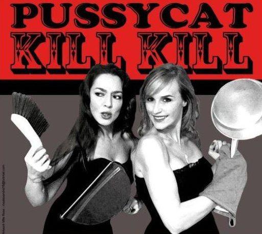 Les Pussycat Kill Kill : Un duo corse dans le vent !