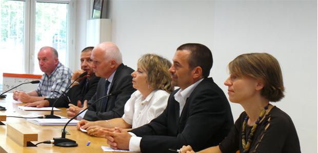 Bastia : La rentrée de la 33ème promotion de l'IRA