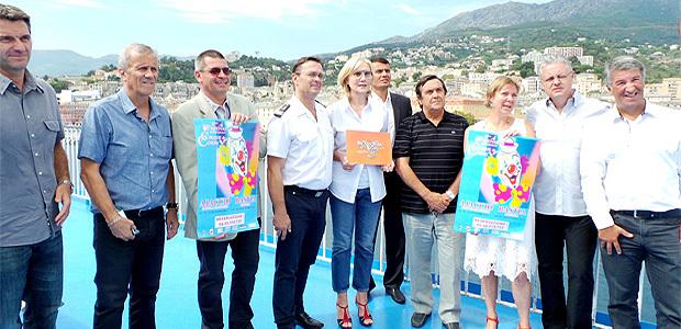 Cirque : 14 représentations pour le Festival international de Corse