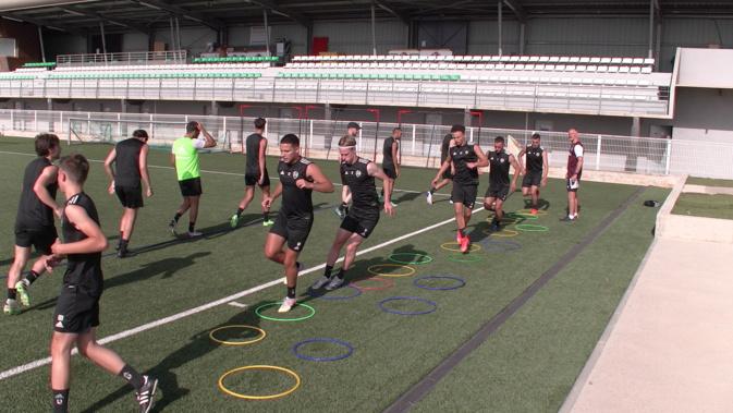 Football  ; Le FC Bastia Borgo s'incline  à Sète