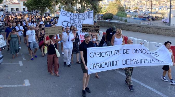 Et à Ajaccio (Photo Michel Luccioni)