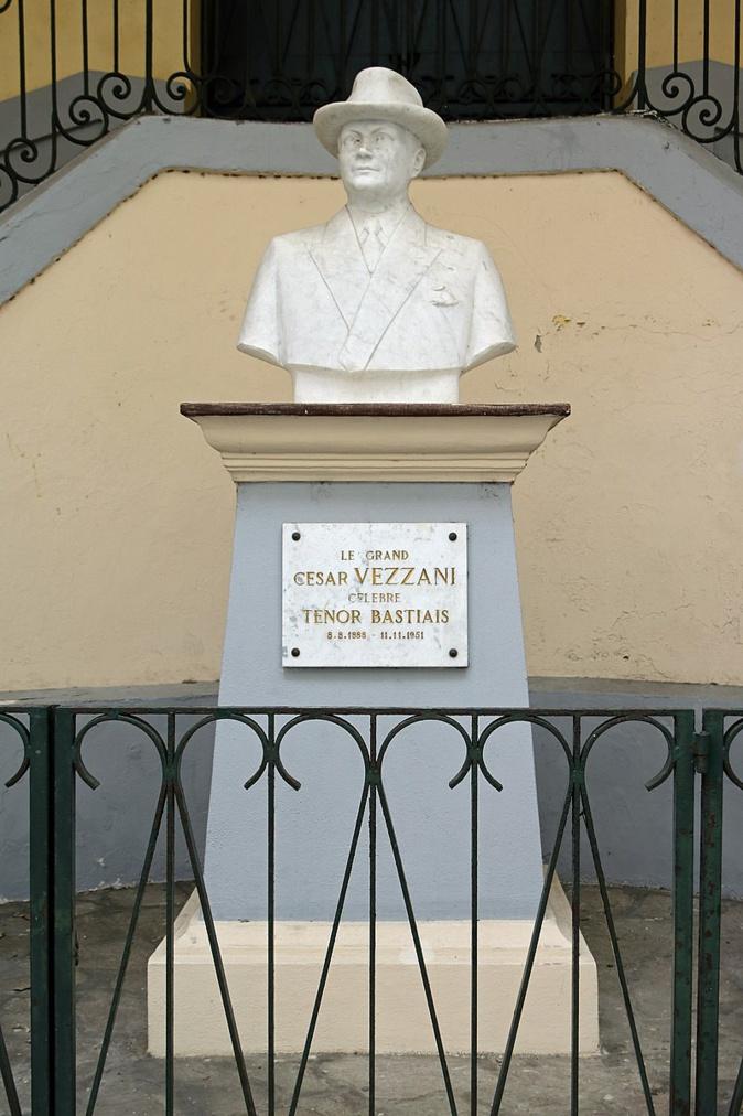 Bastia : qui sait encore qui était César Vezzani ?