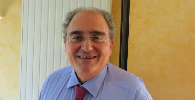 Paul Giacobbi, président de l'Exécutif de la CTC.