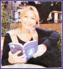 Ajaccio : Marie-Hélène Ferrari dédicace