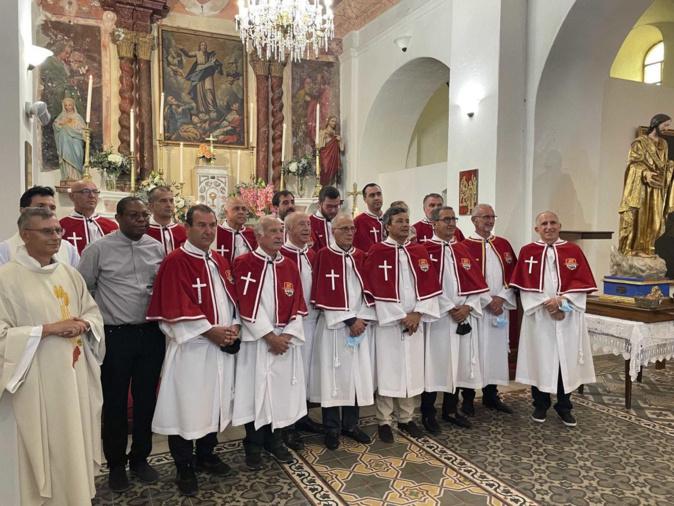 Corscia : la confrérie San Marcu renaît de ses cendres