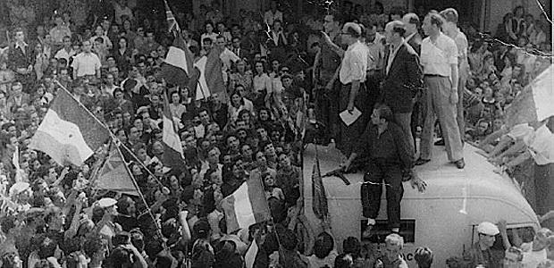 Cinéma-Histoire d'Ajaccio : Le 70ème anniversaire de la libération de la Corse