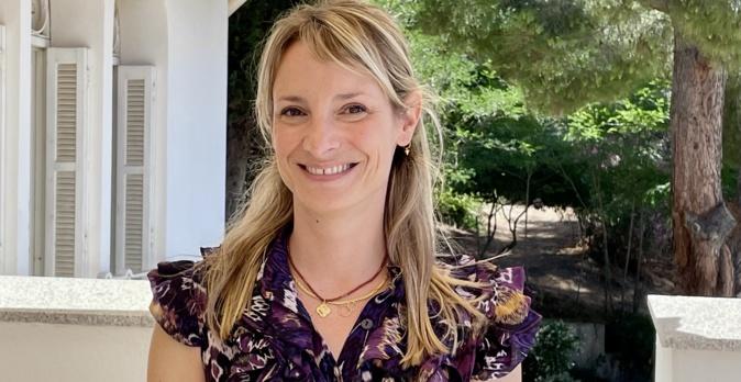 Antonia Luciani, conseillère exécutive de la Collectivité de Corse en charge de la culture et de la formation.