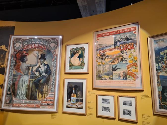 La Corse de la fin du XIXe siècle vu à travers les cartes postales, photos, affiches et tableaux de l'époque. Crédits Photo : Pierre-Manuel Pescetti