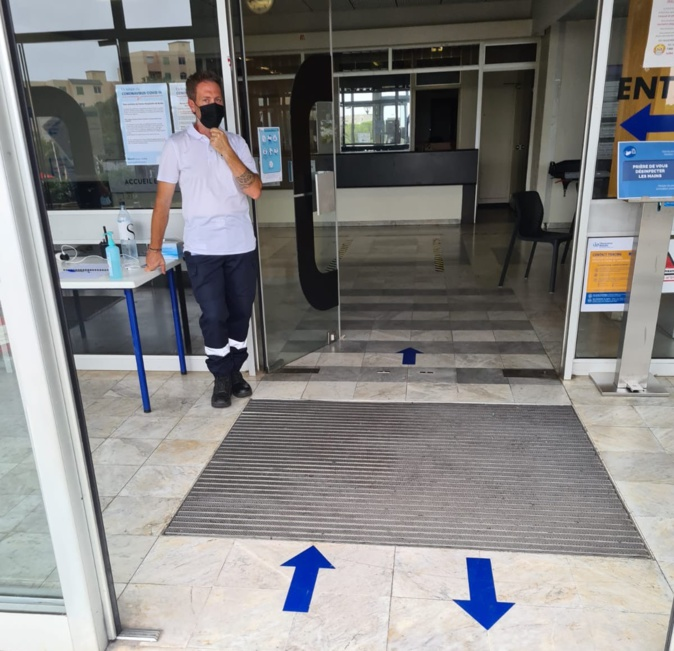 Pass sanitaire dans les établissements de santé bastiais : mode d'emploi
