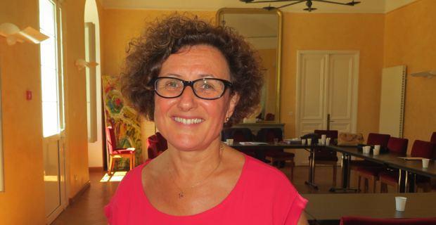Maria Guidicelli, conseillère exécutive en charge de l'énergie et du PADDUC.