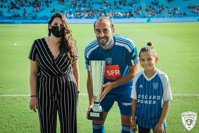 Bocognano a reçu le trophée Jean Stouvenot