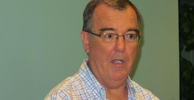 Paul-Marie Bartoli, président de l'Office des Transports de la Corse.