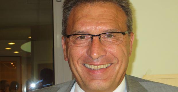 Marc Dufour, Président du directoire de la SNCM.