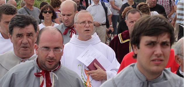 A Calvi, le pèlerinage di a Madonna di a Sarra